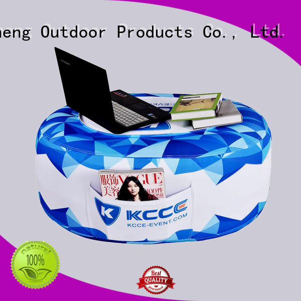 new Inflatable desk for busniess for promotion