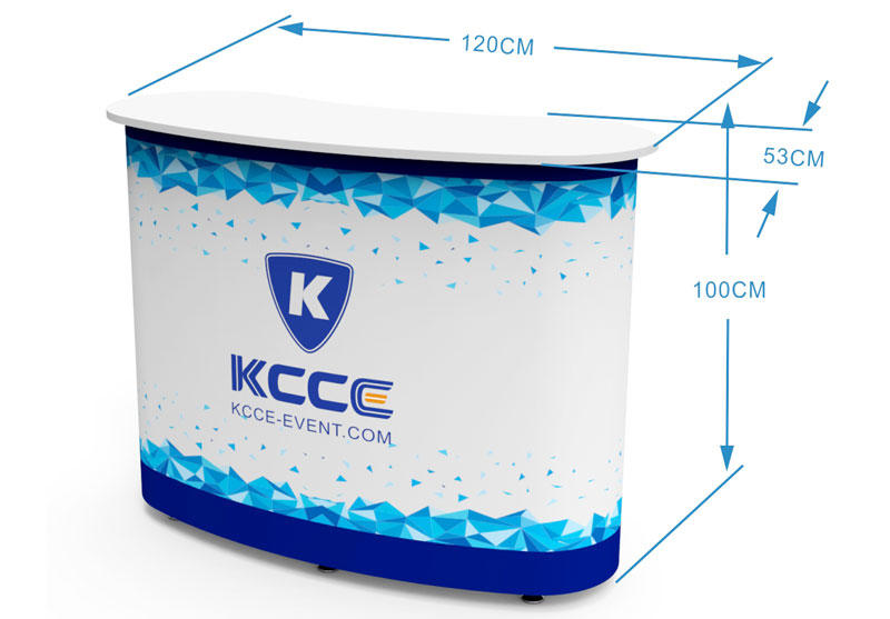 Inflatable Table double stitching for promotion KCCE-3
