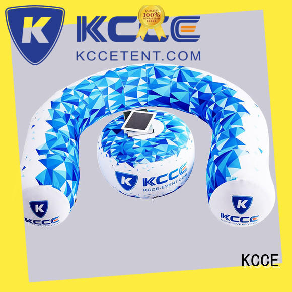high quality inflatable outdoor sofa supply for trade show