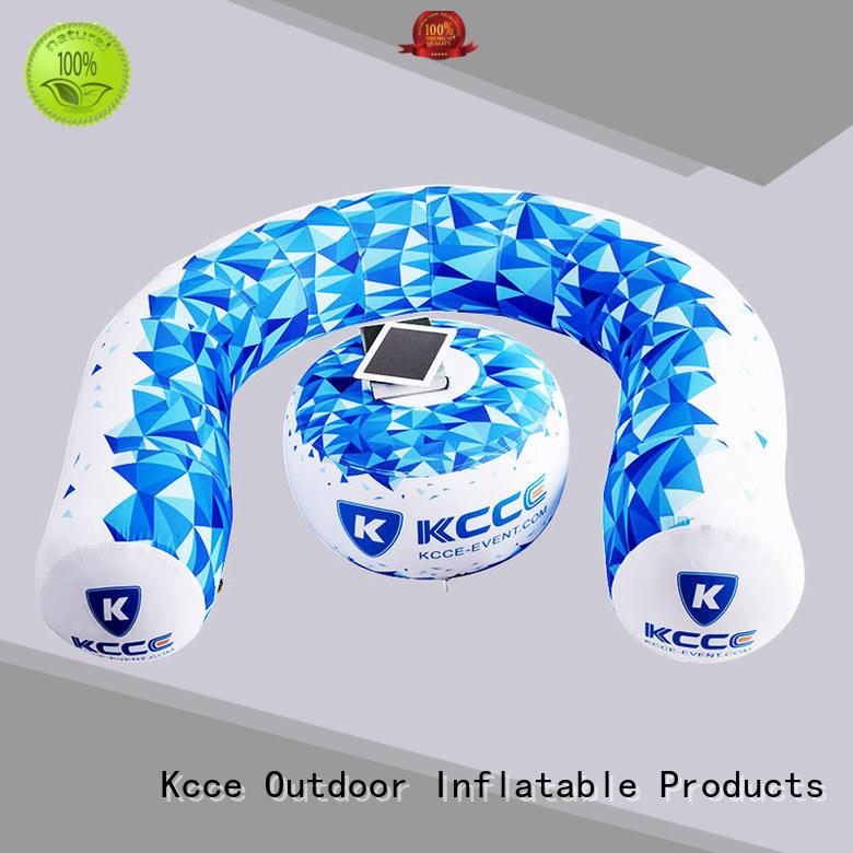 doughnut inflatable festival sofa manufacturer for trade show