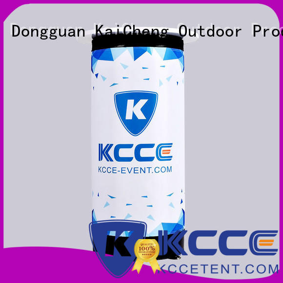 KCCE stylish inflatable furniture double stitching for promotion