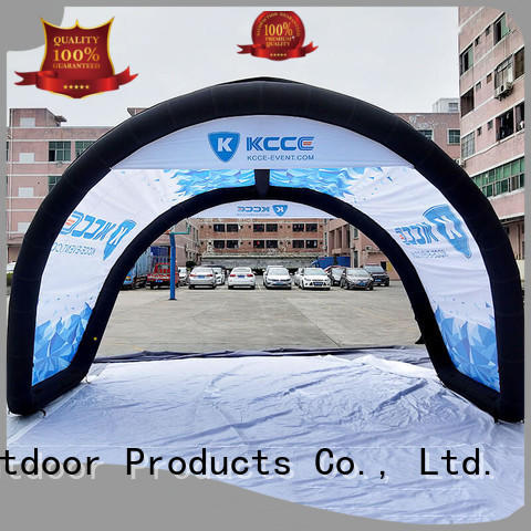 KCCE blow up display supply for event