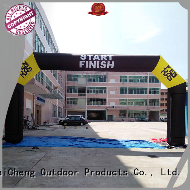 KCCE inflatable arches supply for advertising
