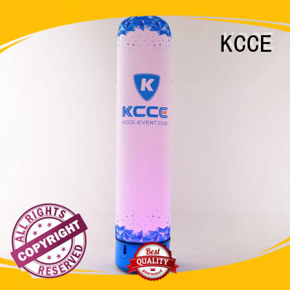 KCCE customized inflatable advertising with led light for promotion