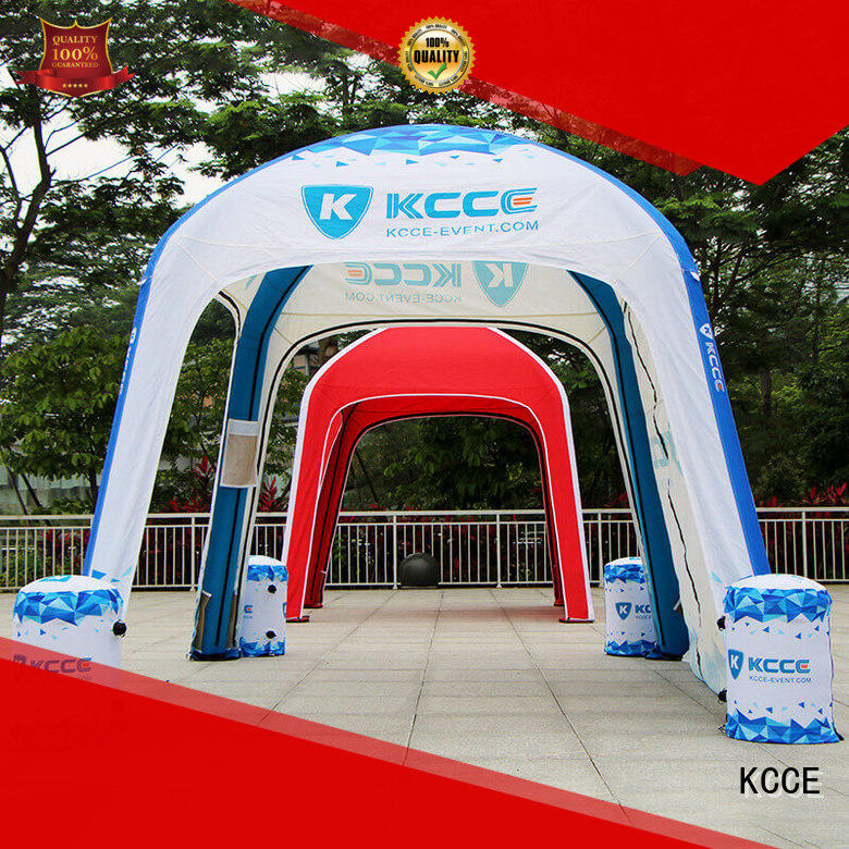 custom color printed inflatable shade factory