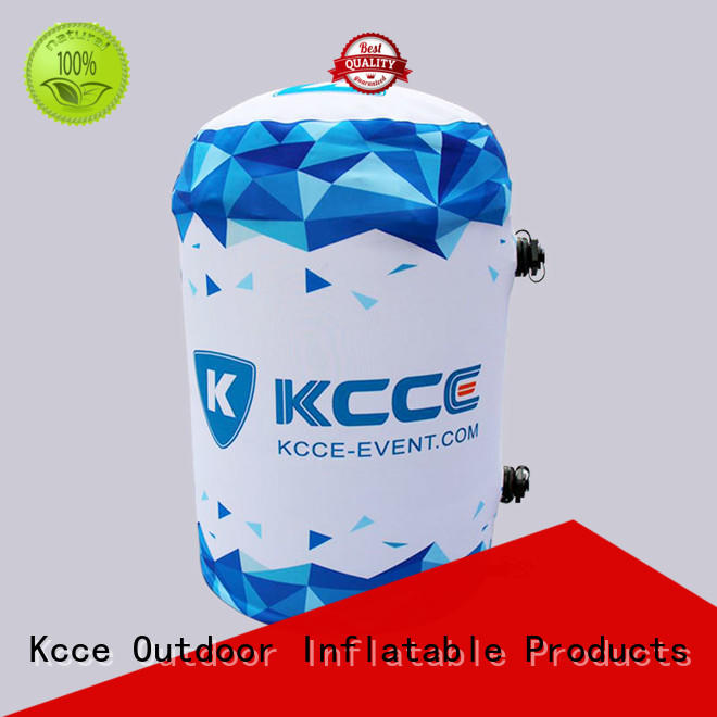 KCCE new inflatable garden furniture company for promotion