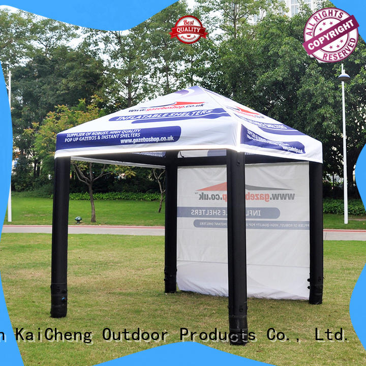 KCCE inflatable camping shelter supply for sale