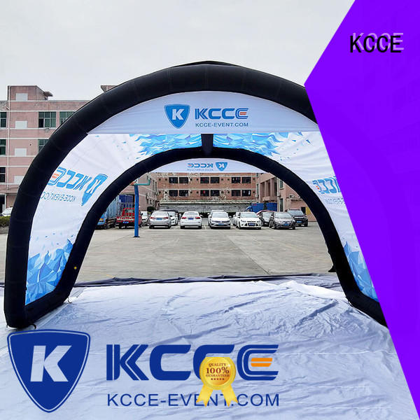 dacron inflatable shelter company for event
