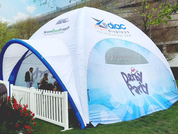 inflatable canopy manufacturer for event-2