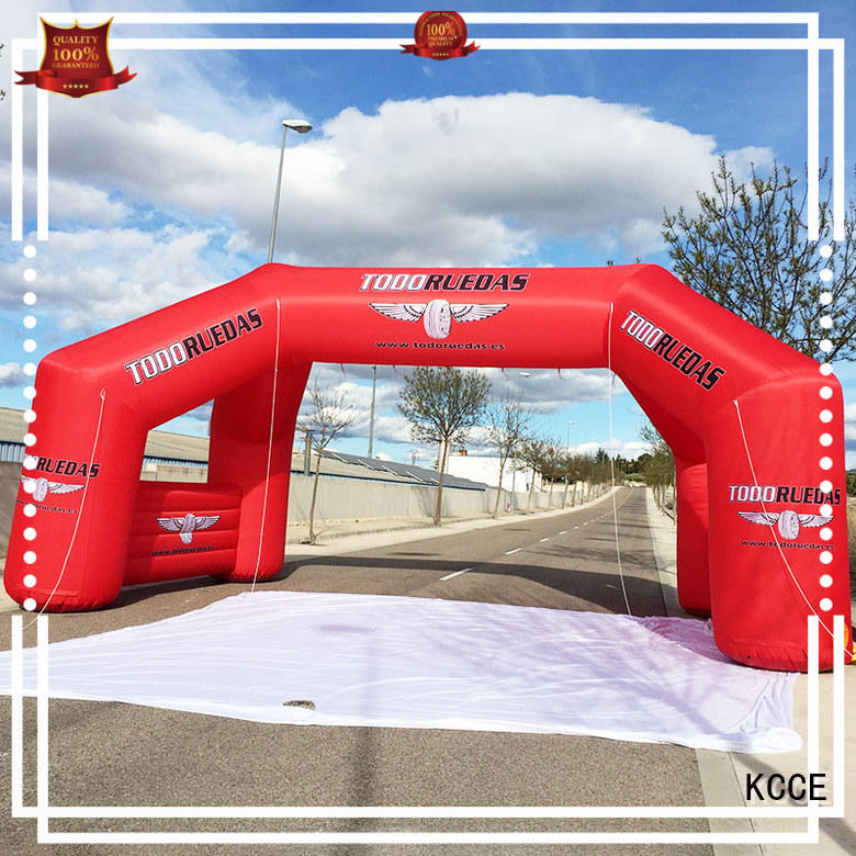 new inflatable start finish line manufacturer for advertising