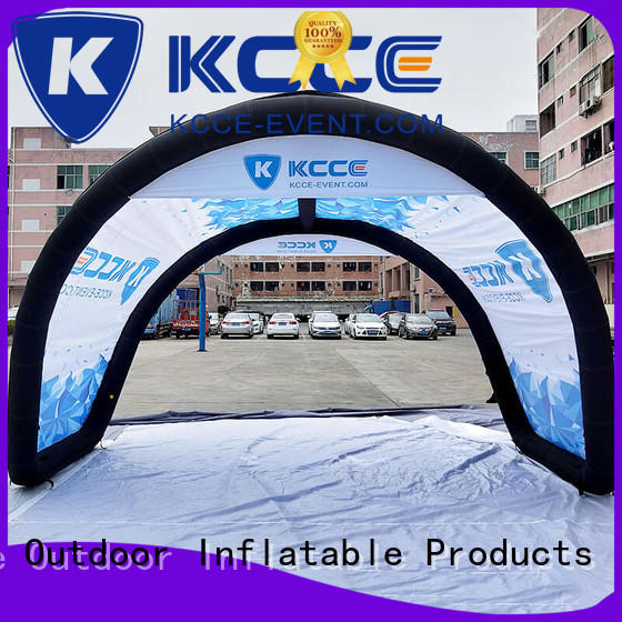 KCCE best inflatable tents online factory for advertising