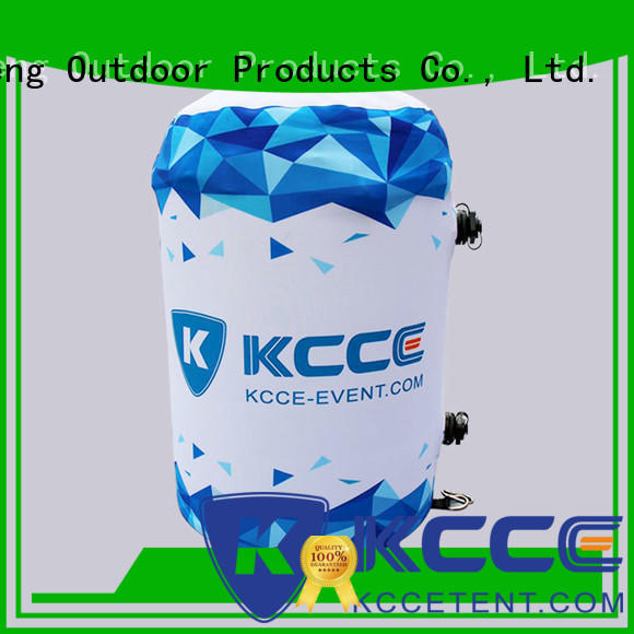 KCCE customized air barrels supplier for promotion