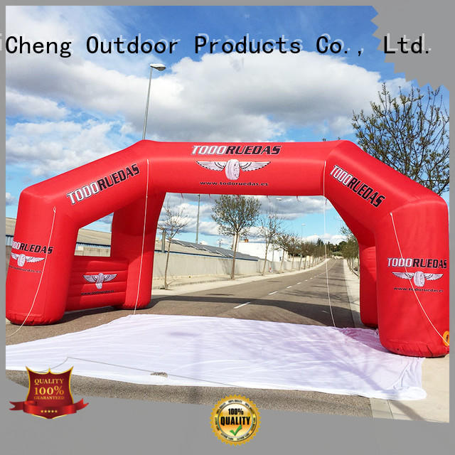 inflate gate high end for marathon KCCE