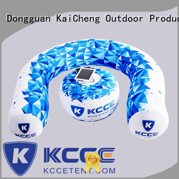 KCCE high quality inflatable doughnut with couch for event