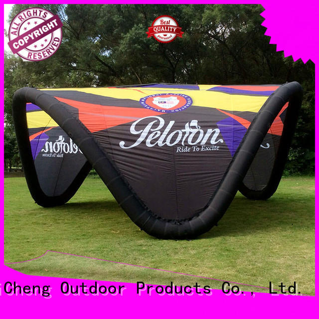 inflatable tents for promotion KCCE