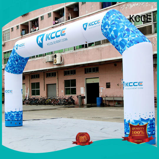 KCCE wholesale inflatable arch company for advertising