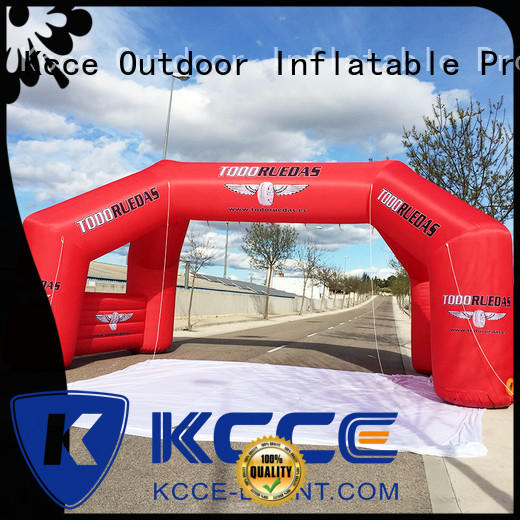 KCCE inflatable display for busniess for outdoor activities