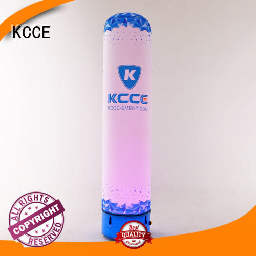 air tight inflatable advertising with led light for sale