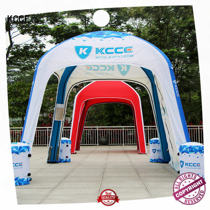 KCCE inflatable marquee with electric pump for advertising