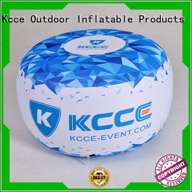 KCCE professional inflatable bistro with pvc for sale