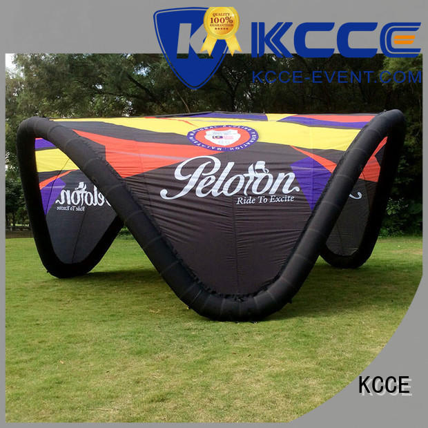 KCCE inflatable canopy fast delivery for outdoor event