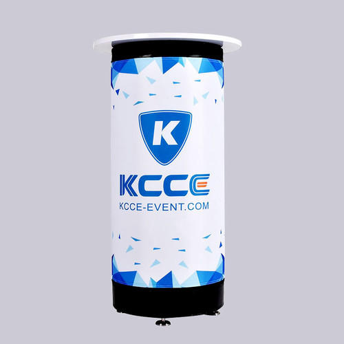 KCCE new blow up stool with led light inside for sale