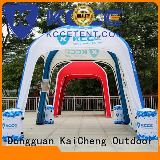 KCCE wholesale inflatable pop up tent factory