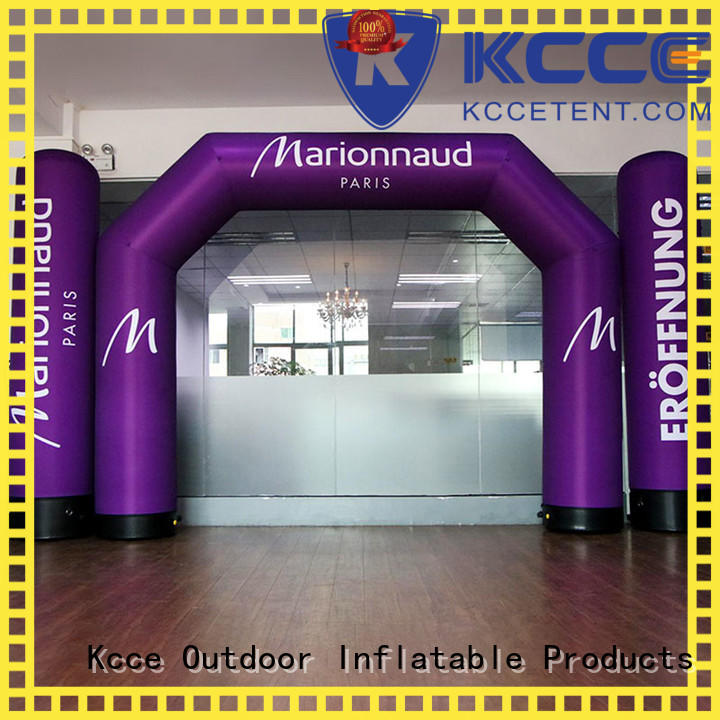 KCCE inflate gate company for outdoor activities