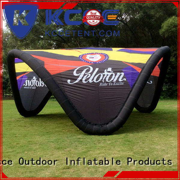 KCCE dacron inflatable displays supplier for advertising