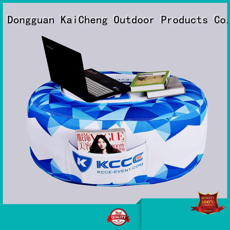 bar Inflatable Table with led light inside for sale