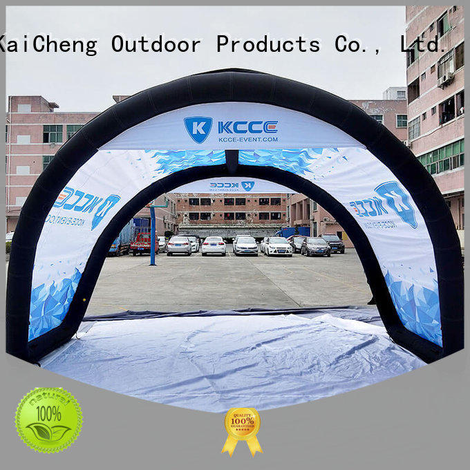 KCCE inflatable shelter supplier for event