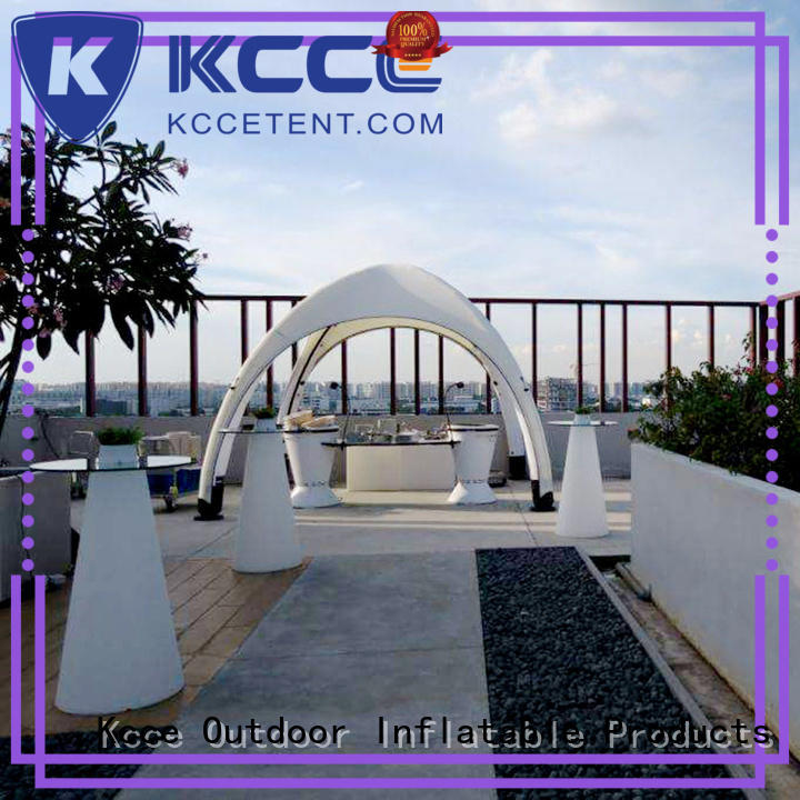 KCCE inflatable tailgate tent cnopy for outdoor
