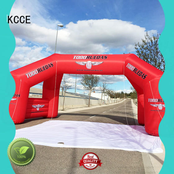 inflatable wih arch KCCE Brand inflatable gate factory