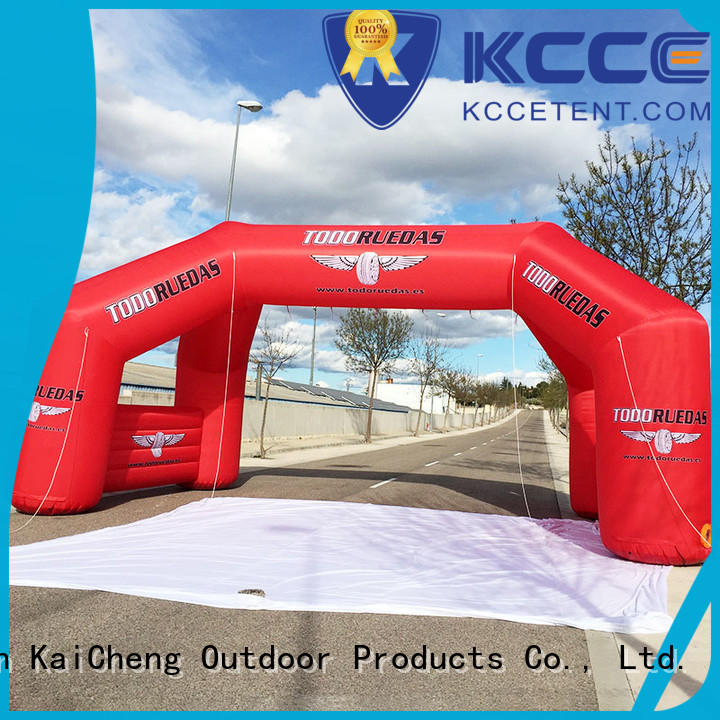 KCCE combined inflate gate manufacturer for outdoor activities