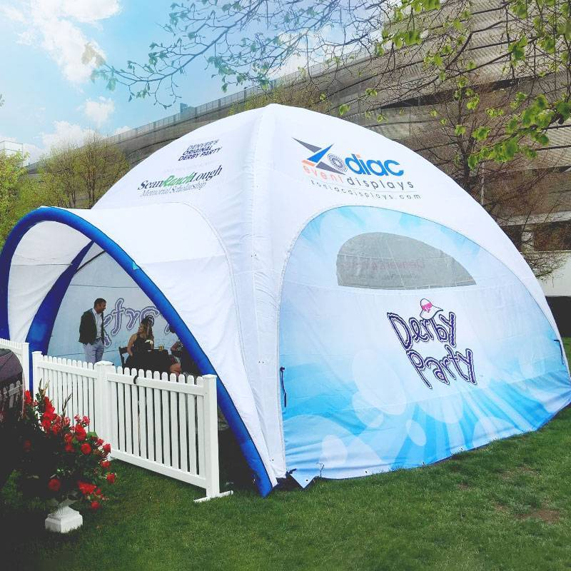 KCCE INFLATABLE X tent 3x3 m