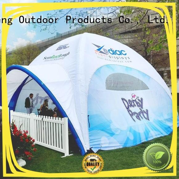 inflatable trade show display folding for promotion KCCE